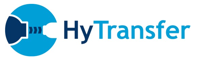 HyTransfer logo